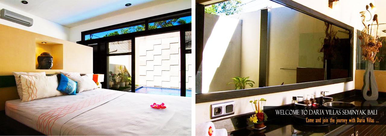 2 Bedrooms Seminyak Villas